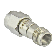 C8176 1.85mm Female to SMA Male Adapter 27ghz Centric RF