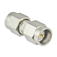 C3478 SMA Male Snap on to SMA Male Adapter VSWR 1.2 18ghz Centric RF
