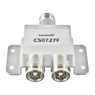 CS0727F 4310 Power Divider 2-way 0.698-2.7Ghz Centric RF
