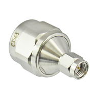 C3563 N/Male to SMA/Male Adapter Centric RF