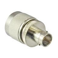 C5037 N Male 75 ohm to BNC Female 75 ohm Adapter Centric RF