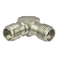 C7013 2.92/Female to 2.92/Female Right Angle Adapter Centric RF