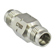 C7503 2.4/Female to 2.4/Female Adapter Centric RF