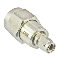 C7808 3.5/Male to N/Male Coaxial Adapter Centric RF
