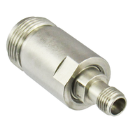 C7621 2.4/Female to N/Female Coaxial Adapter Centric RF
