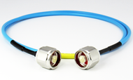 C563-141-01N N/Male to N/Male .141 Low PIM 1 Meter Cable Assembly Centric RF