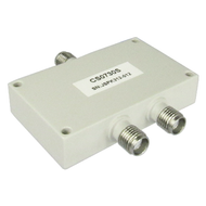 CS0730S SMA/Female 698 Mhz to 3 Ghz 2 Way Power Divider Centric RF