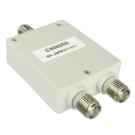 CS0825S SMA/Female 0.8-2.5 Ghz 2 Way Power Divider Centric RF