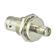 C2231 BNC/Female to SMA/Female Coaxial Adapter Centric RF