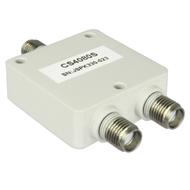 CS4080S SMA 2 Way Power Divider 4-8 Ghz Centric RF