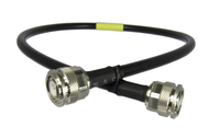 C537-240-18 TNC/Male to TNC/Male LMR240 18 inch Cable Assembly Centric RF