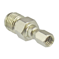 C2333 SMA/Female to SSMC/Plug Coaxial Adapter Centric RF