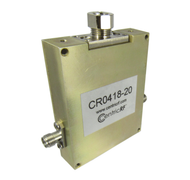 CR0418-20 SMA/Female 4-18 Ghz 20 dB Variable Attenuator Centric RF