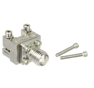 292-07A-5 SMA/Female Edge Launch Southwest Microwave Connector for .005 Pin .029 Dielectric Centric RF