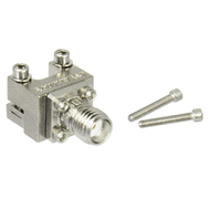 292-05A-5 SMA/Female End Launch Southwest Microwave Connector for .007 Pin .048 Dielectric Centric RF