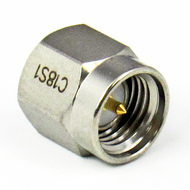 C18S1 SMA/Male 18 Ghz 1 Watt Termination Centric RF