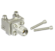 1092-03A-5 2.92/Female End Launch Connector for .0635 Dielectric with .01 Pin Centric RF