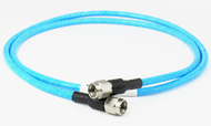 C547-107-06 2.92/Male to 2.92/Male Super Flexible 6 inch Cable Assembly Centric RF