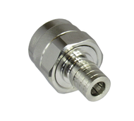 C4827 N/Male to QMA/Plug Coaxial Adapter Centric RF