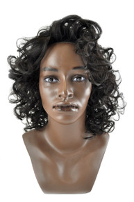 Lace Front Wig - Mongolian Virgin Hair Wig
