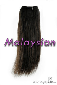 SAMPLE BEST - Malaysian Virgin Double Drawn Royal Hair Weft