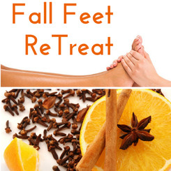 "Fall Feet Re""Treat"" - Autumn Special 2017"