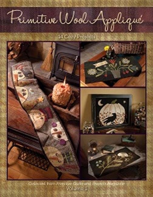Primitive Wool Appliqué Volume 1 (digital download only)