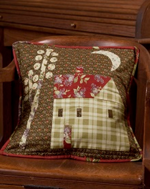 Crabapple Farm Pillow Pattern Jan Patek Summer 2011