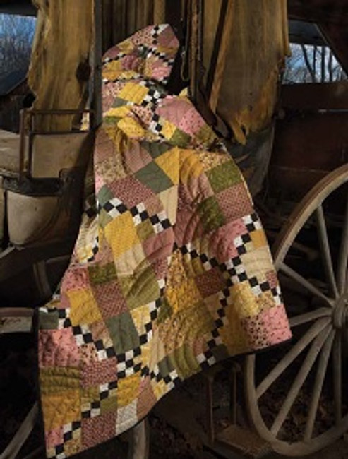 Tennessee Crossroads by Konda Lukau (Moose on the Porch Quilts)