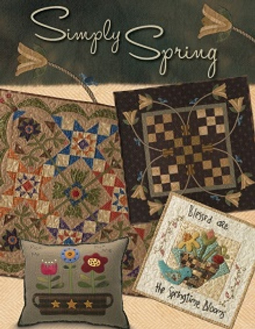 Simply Spring eBook (digital download)