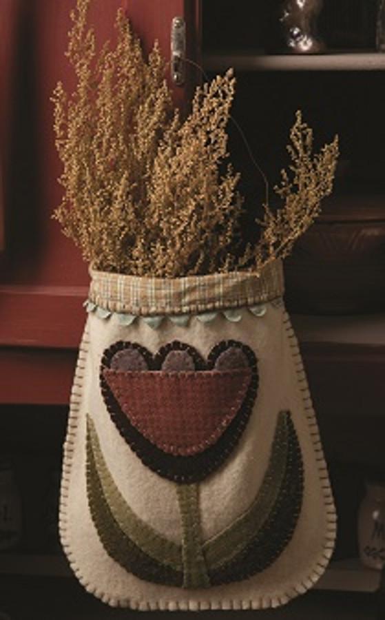 Folk Art Tulip Kerri Arthur Calico Rabbit Patterns