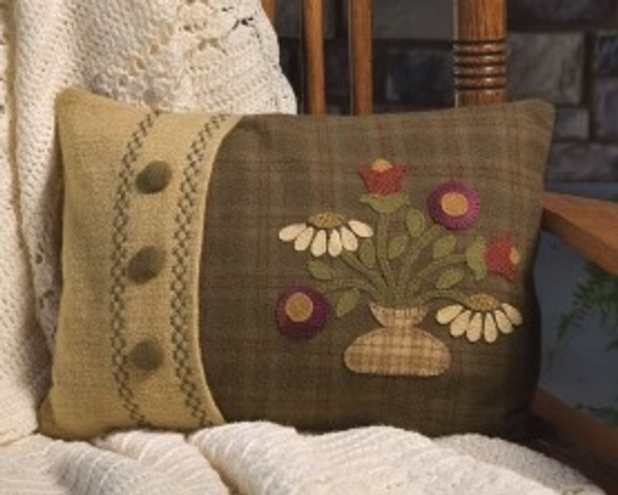 Cozy Posies by Jill Shaulis and Vicki Olsen