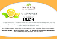 Whole Fruit Lemon Fused Olive Oil