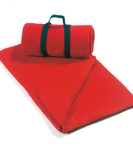 8700 ALPINE FLEECE THROW  (Red)