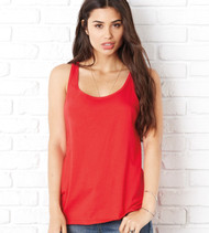 Bella + Canvas 6488 - Ladies' Relaxed Jersey Tank Top