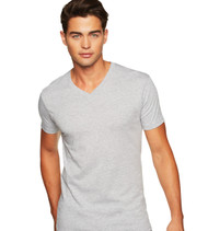 Next Level 3200 Men's Fitted V-Neck Tee