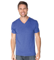 Next Level 6040NL Men's Tri-Blend V-Neck Tee