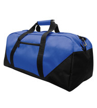 2252 LIBERTY BAGS LARGE GAME DAY DUFFEL BAG  (Royal)