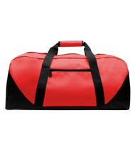 2251 LIBERTY BAGS MEDIUM GAME DAY DUFFEL BAG  (Red)