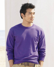 5586 HANES ADULT TAGLESS LONG SLEEVE T-SHIRT
