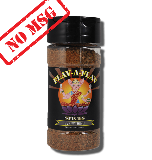 Sometimes you just need to grab a seasoning quick, which is why a good Everything Spice is a must for any cook!
