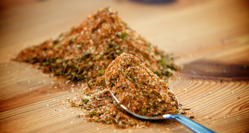 Warm, bold and full flavored. Cajun seasoning is the essence of good Cajun food.