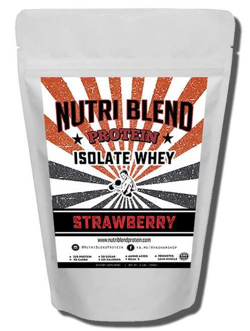 Many say Strawberry Cream taste just like Strawberry short cake. We will let you be the judge but we do know it just taste delicious. You will think its cheat day every day. This innovative new protein was specially formulated not only for serious bodybuilders but for the everyday health enthusiast that wants the best tasting protein out. Avoid the the junk and swap it for this protein-rich treat.