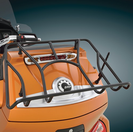 RT Luggage Tour Rack - Black Edition