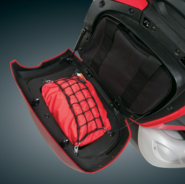 RT Series 3PCS Lid Net Set (Rear Trunk/Saddle bags)