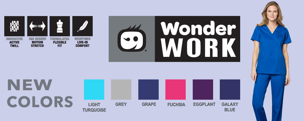 WonderWork New Colors