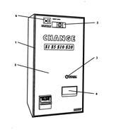 C6 Door Weld Assembly  sc 1 st  Rowe Bill Changers & Century Series - Century 6 Parts - Door Assembly Parts - Rowe Bill ...