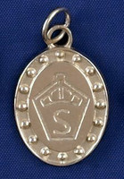 Swedish Warmblood Sterling Silver Breed Charm or Pendant
