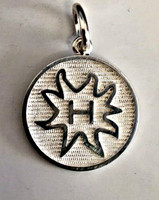 Sterling Silver Haflinger Breed Charm or Pendant