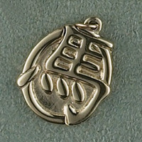 14K Gold Year of the Horse Charm or Pendant
